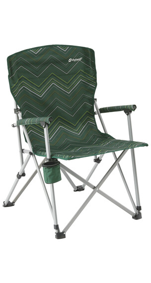 Outwell Spring Hills Folding Chair green